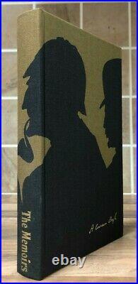 Sherlock Holmes 5 Book Box Set By Arthur Conan Doyle (1994, Folio Society, hbk)