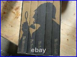 Sherlock Holmes Box Set. Arthur Conan Doyle. Folio Society 1st Edition Hardback