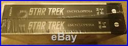 Star Trek Encyclopedia Revised and Expanded 2016 Box Set Brand New Sealed