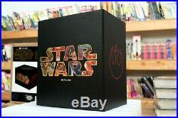 Star Wars NEW Hardcover Box Set Disney Marvel Lucasfilm Graphic Novel Comic Book