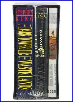 Stephen King THE DARK TOWER GUNSLINGER Limited Edition Gift Box Set Sealed