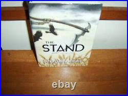 Stephen King The Stand Box Set Signed/limited Ps Publishing Deluxe Edition
