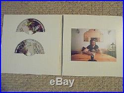 Steve Hackett-premonitions-box Set- 10 Cd's & 4 Dvd's-1975-1983-hardcover Book