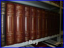 Storia della Science. 9+1 voll + DVD. Leather + box set. Treccani. 2003