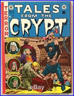 Tales From The Crypt Complete EC Library Box Set w'Slipcase Russ Cochran 1979