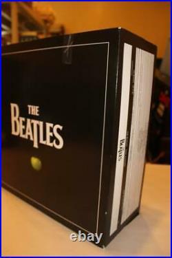 The Beatles 14 Vinyl Album Box Set Nov. 2012 Release Includes Hardback Book NEW