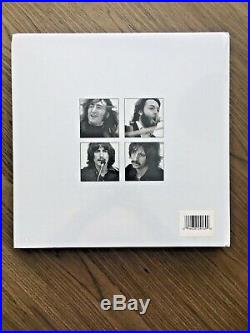 The Beatles book 256 page sealed hardcover included with 2003 Beatles box set