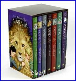 The Chronicles of Narnia Box Set (Books 1 to 7) 7 Books in 1 Box Set by C. S. Le