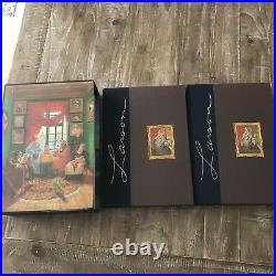 The Complete Far Side 1980-1994 Hardcover By Gary Larson Open Box 2 Book Set