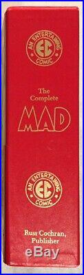 The Complete MAD EC Library Box Set w'Slipcase Russ Cochran 1987