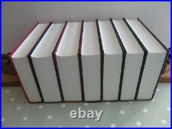The Complete Novels Of George Eliot Folio Society A 7 Vol Box Set In 2 Slipcases