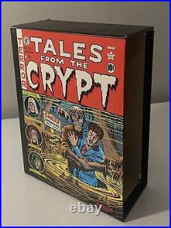 The Complete Tales From The Crypt 5 Vol. Box Set Ec Comics/ Russ Cochran 1979