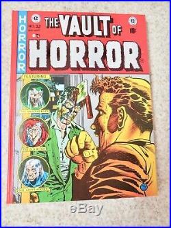The Complete VAULT OF HORROR Russ Cochran EC Comics 5 Volume Hardcover Box Set