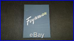 The Feynman Lectures on Physics Commemorative Issue, Three Volume Box Set MINT