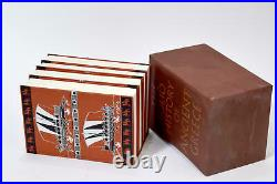 The History of Ancient Greece Folio Society Books Boxed Set of 4 Volumes 2002