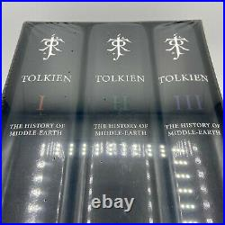 The History of Middle Earth Boxed Set Hardcover Brand New & Sealed