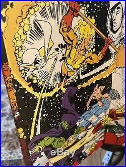 The Infinity Gauntlet Box Set Slipcase Hardcover Marvel Comics