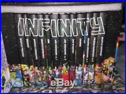 The Infinity Gauntlet Hardcover Box Set Marvel Graphic Novel Comic Book