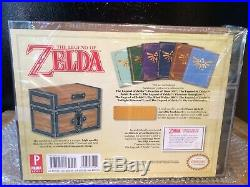 The Legend of Zelda Box Set Prima Official Game Guide-Brand New! Out of plastic