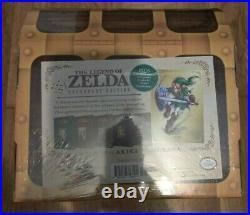 The Legend of Zelda Legendary Edition Manga Box Set Hardcover New in box