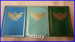 The Legend of Zelda Prima Official Game Guide Box set