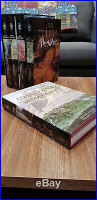 The Lord Of The Rings The Hobbit Middle Earth Box Set Harper Collins