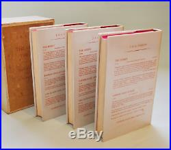 The Lord of the Rings 1st Edition Box Set J R R Tolkien excellent cond