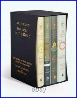 The Lord of the Rings 60th Anniversary Boxed Set by J. R. R. Tolkien Hardcover