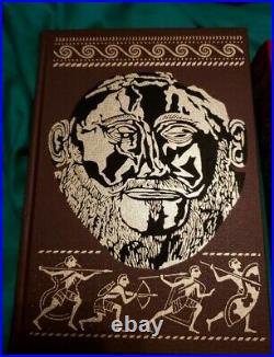 The Mycenaeans and the Minoans, Two Volume Box Set Folio society