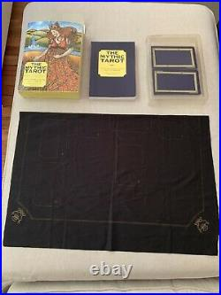 The Mythic Tarot by Liz Greene and Juliet Sharman-Burke 2001, Hardcover