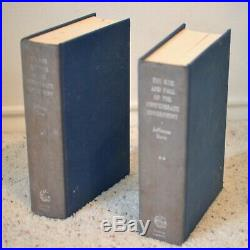 The Rise and Fall of the Confederate Government by Jefferson Davis Box Set 1-2