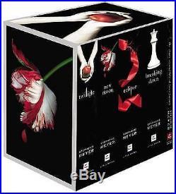 The Twilight Saga Complete Collection NEW Stephenie Meyer HC Box Set 5 Hardback