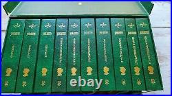 The Works Of Jane Austen In Ten Volumes, Boxed Set VGC Condition Emma Pride