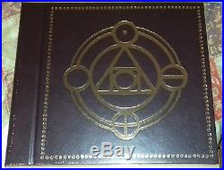 Thrice The Alchemy Index Vinyl 4 LP Vinyl Splatter Box Set Hardcover Book New