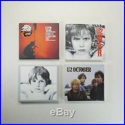 U2 1977-1984 + Under A Blood Red Sky Limited Edition, HardCover, Poster, 8Disc