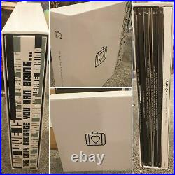 U2 All that you can't leave behind Deluxe hardback 11LP Vinyl box set