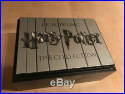 Unique Harry Potter Danish Translated Collectors Full Book Box Set JK Rowling