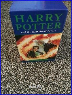 (Very Good)-Harry Potter Box Set (contains books 1-6) (Hardcover)-Rowling, J. K