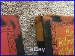 Vintage Books The Lord Of The Rings Box Set J R R Tolkien Second Revised Edition