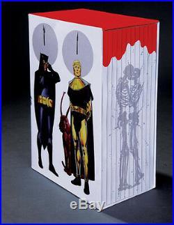 WATCHMEN COLLECTORS EDITION BOX SET (12 x HARDCOVERS) New Slipcase Hardback Set