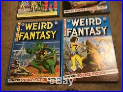 Weird Fantasy Complete EC Library Box Set with Slipcase Russ Cochran Wally Wood