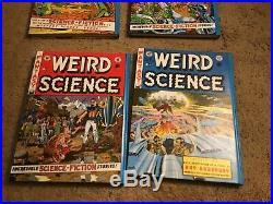 Weird Science Complete EC Library Box Set with Slipcase Russ Cochran Feldstein
