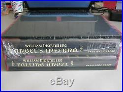 William Hjortsberg Falling Angel And Angel's Inferno Boxed Set Centipede Press