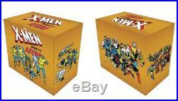 X-MEN CHILDREN OF ATOM BOX SET SLIPCASE HC Hardcover Marvel Stan Lee