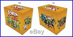X-MEN CHILDREN OF ATOM BOX SET SLIPCASE HC Hardcover Marvel Stan Lee New Sealed