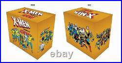 X-Men Children of the Atom Box Set Hardcover New Sealed. Never Opened with Poster