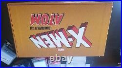X-Men Children of the Atom Box Set Slipcase Hardcover New Sealed Marvel + Poster